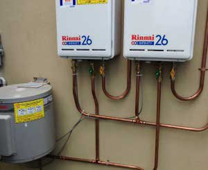Hot Water Replacement Sydney