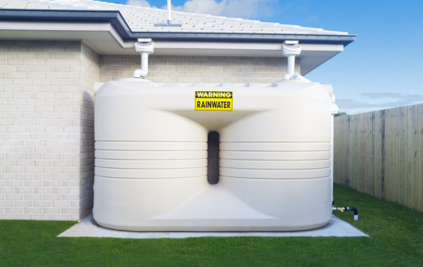 RAIN WATER TANKS – GUILT FREE WATER USAGE TO BEAUTIFY YOUR HOME