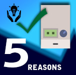 5 Reasons to Choose Tankless Water Heaters over Storage Device!