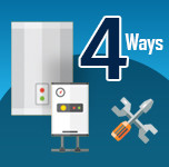 4 ways to deal with Hot Water Emergency Plumbing situation due to temperature drop