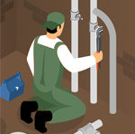 Leaking Pipe Repair by Your Emergency Plumber in Sydney